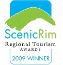 Scenc Rim               Regionl Tourism Awards
